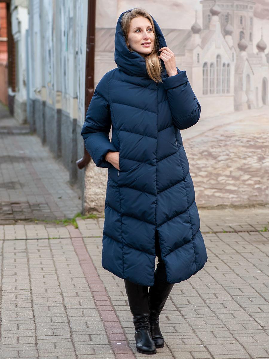 Joutsen пуховик Aini синий - Фото 1