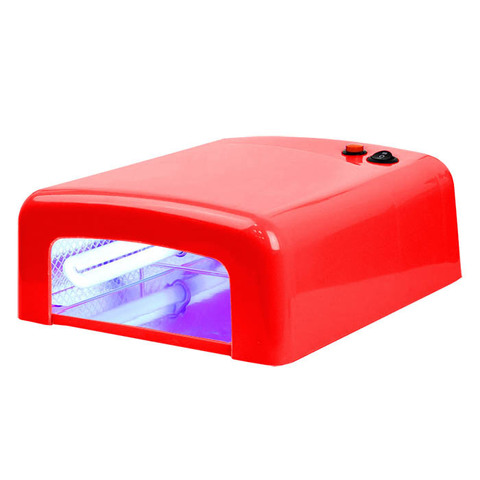УФ лампа 36 вт Цвет Красный