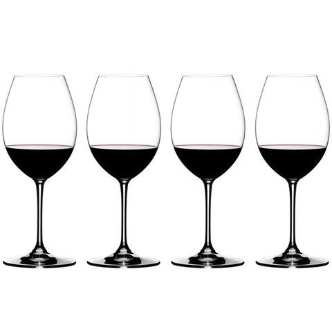 Набор из 4-х бокалов для вина Syrah Pay 3 Get 4 590 мл, артикул 7416/41. Серия Vinum XL