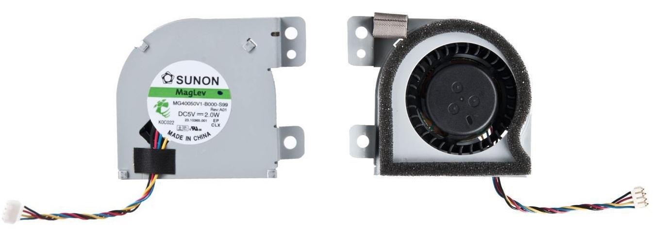 Вентилятор (кулер) для ноутбука Lenovo IdeaPad S10-3s