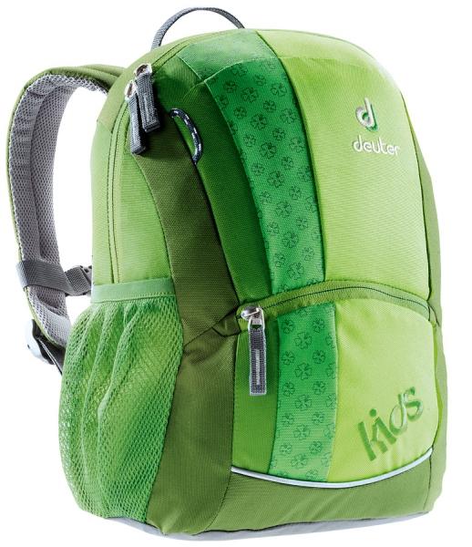 Детские рюкзаки Рюкзак детский Deuter Kids зеленый 900x600_4362_Kids_2004_13.jpg