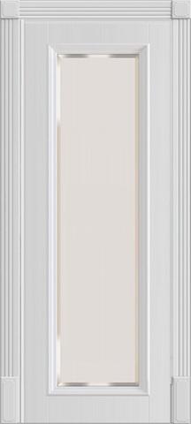Межкомнатная дверь Nica 15.1 под стекло
