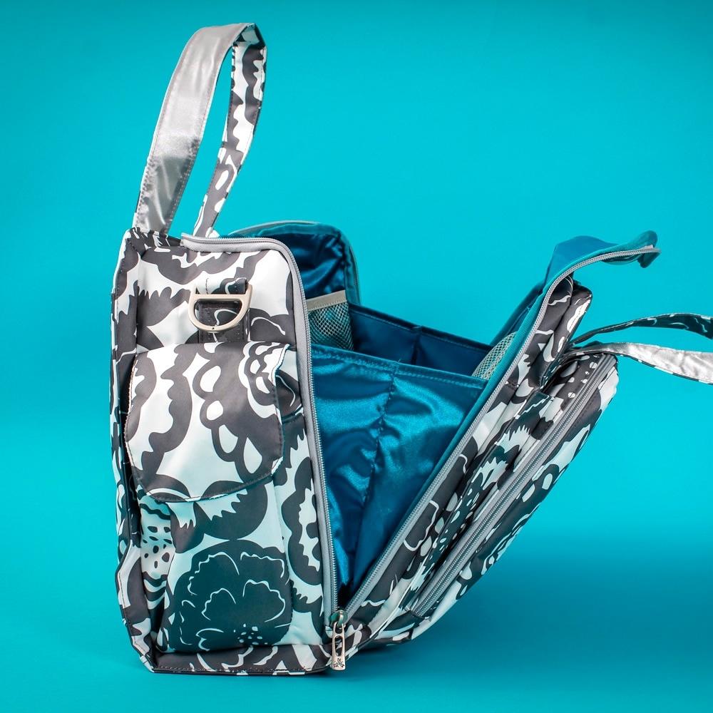 #Дорожная сумка Ju-Ju-Be Be Prepared Frosted Blossoms