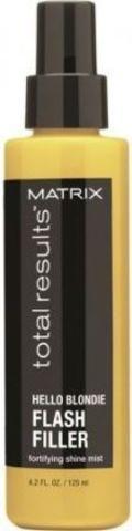 Спрей-вуаль для волос Flash Filler, Matrix Hello Blondie,125 мл.