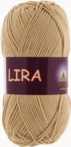 Пряжа Lira (Vita cotton) 5013 Cветло-бежевый