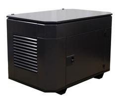 Всепогодный шумозащитный еврокожух  SB1200 вид сбоку