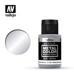 White Aluminum