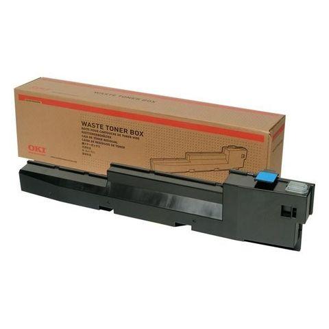 OKI C9600/C9650/C9655/9800/C9850/Xante Illumina/Xerox 7400 Waste toner box - бункер отработки (42869403) Ресурс 30000 стр.