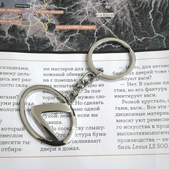 Брелок Лексус (Lexus) для ключей автомобиля с логотипом