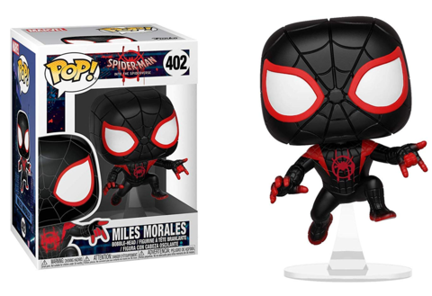 Фигурка Funko POP! Bobble: Marvel: Animated Spider-Man: Spider-Man Miles