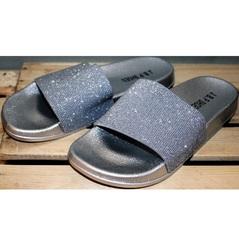 Биркенштоки J.B.P. Shoes Nu1213 Silver.