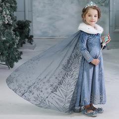 Платье Эльзы из м/ф