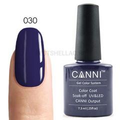 Canni, Гель-лак № 030, 7,3 мл
