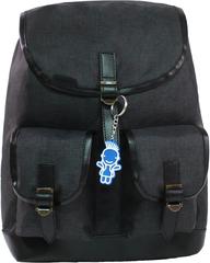 Рюкзак Bagland Amy 16 л. Черный (0013069)