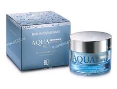 Увлажняющий крем для нормальной и сухой кожи (Bruno Vassari | Aqua Genomics | Sorbet Rich), 50 мл