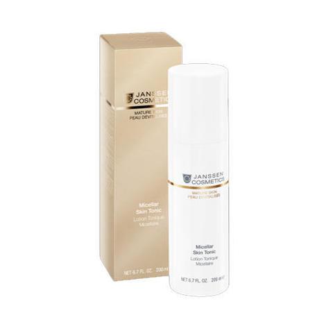 Мицеллярный тоник с гиалуроновой кислотой Micellar Skin Tonic, Mature Skin, Janssen Cosmetics, 200 мл