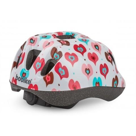Картинка велошлем Bobike Helmet Exclusive HEARTY