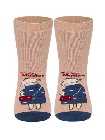 Детские носки Весёлые Ножки 17С-45СП (махровые, антискользящие) рис. 295 Conte Kids