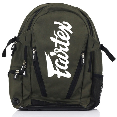 Рюкзак Fairtex Backpack BAG8 Jungle Green