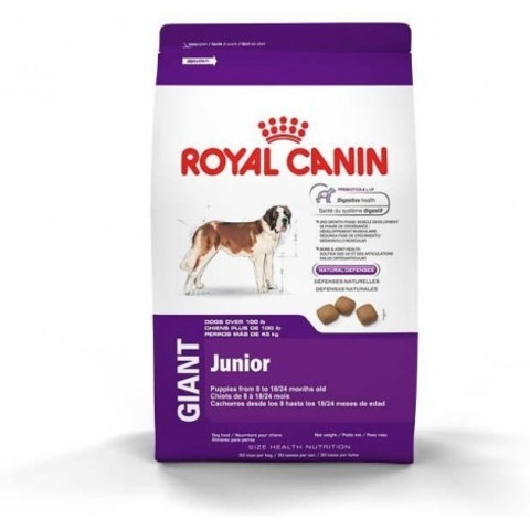 ROYAL CANIN GIANT JUNIOR 17 кг