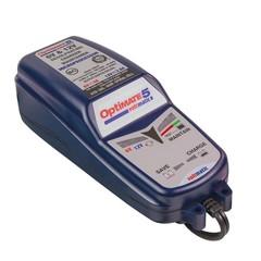 Зарядное устройство OptiMate 5 Voltmatic (1x2,8A, 6/12V)