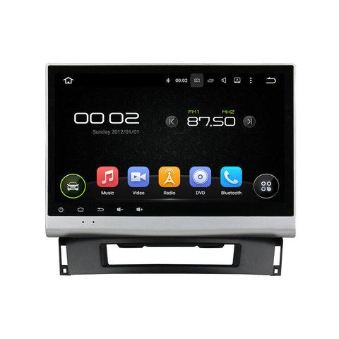 Головное устройство KD-1047-P30 для OPEL Astra J 2010–2015 Android 9.0