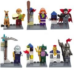 Minifigures SH 039 Scooby-Doo