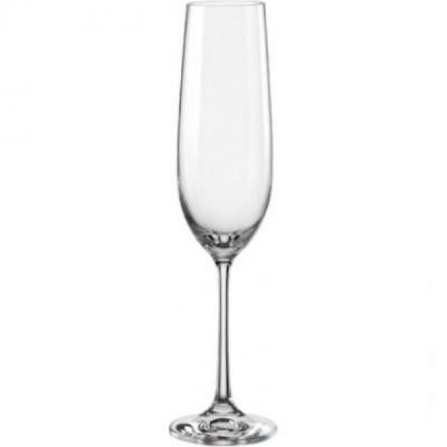 Набор бокалов для шампанского «Виола» 190 мл набор бокалов для шампанского элизабет 200 мл