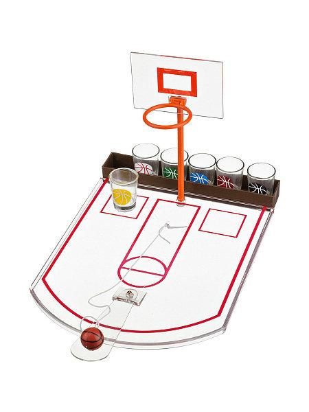 Игра «Пьяный баскетбол»