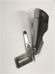 Фото: Окантователь в 4 сложения для изготовления шлевок и поясов А 5 (вход 82 мм - выход 30 мм)