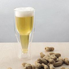 Бокал для пива «Бутылка», большой, фото 5