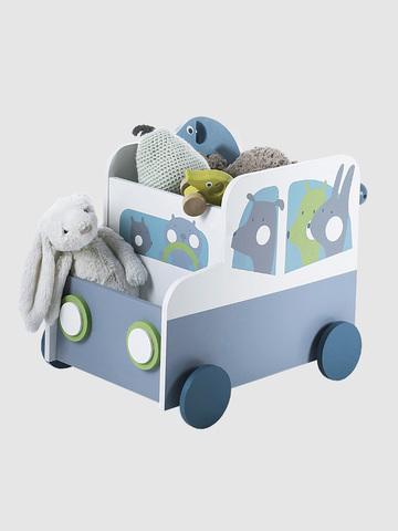 ящик для игрушек - машинка