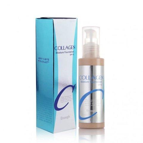 Тональная основа Enough Collagen Moisture Foundation SPF 15 #13