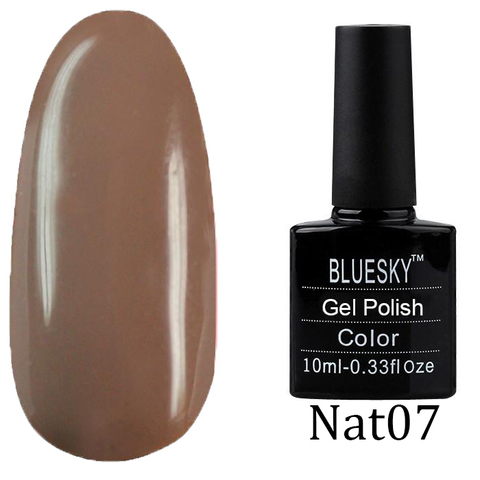 Bluesky, Гель-лак NATURAL 07