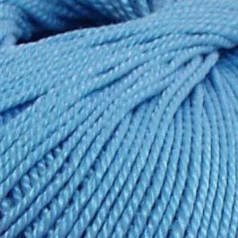 Пряжа Пехорка Успешная голубой 05