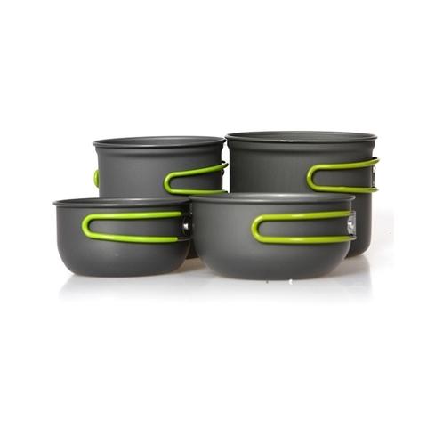 Туристический набор посуды Cooking Set DS-201