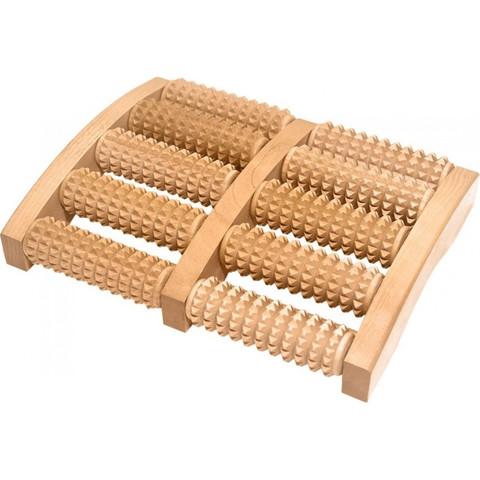 Массажер Тимбэ Продакшен Барабаны для ног деревянный, 5 комбинированных рядов