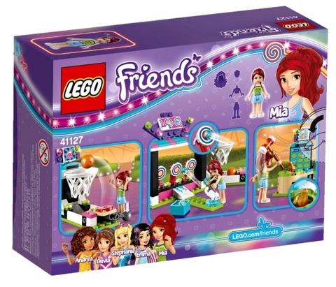 LEGO Friends: Парк развлечений: Игровые автоматы 41127 — Amusement Park Arcade — Лего Френдз Друзья Подружки