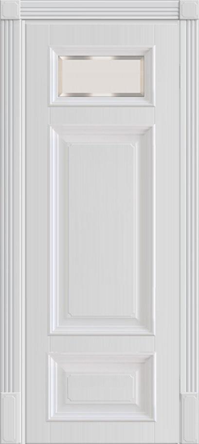 Межкомнатная дверь Nica 15.34 под стекло