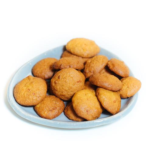 Печенье морковное с апельсином, вес