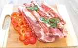 Рёбра свиные 1кг от фермерских хозяйств НСО