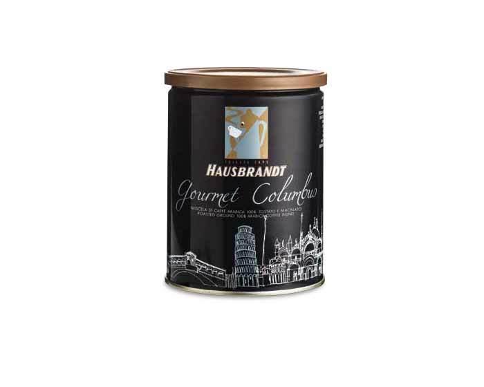 Кофе молотый Hausbrandt Columbus, 250 г