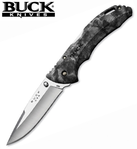 Нож BUCK модель 0286CMS13 Bantam Reaper Black