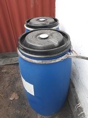 Бочка евробарабан 48 литров,65л и 127л, новая В ПУТИ