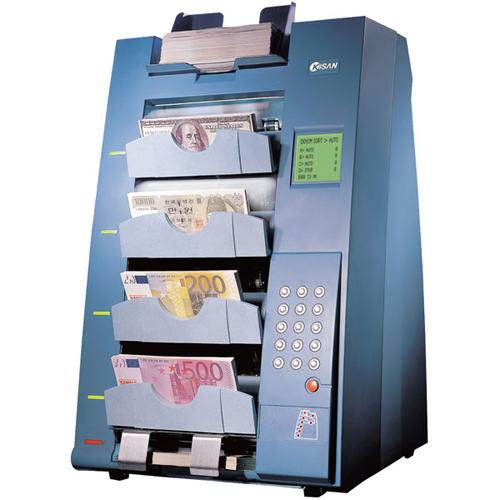 Сортировщик банкнот Kisan K500 PRO Мультивалютная версия