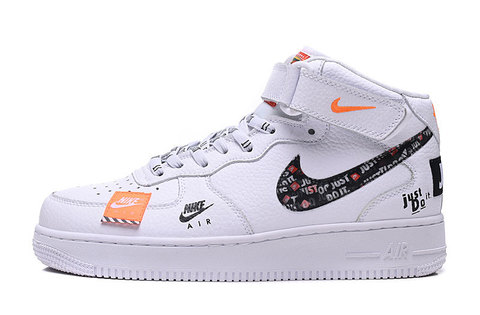 Nike Air Force 1 Mid '07 'Just Do It'