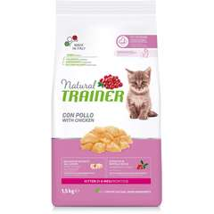 Сухой корм Trainer Natural Kitten