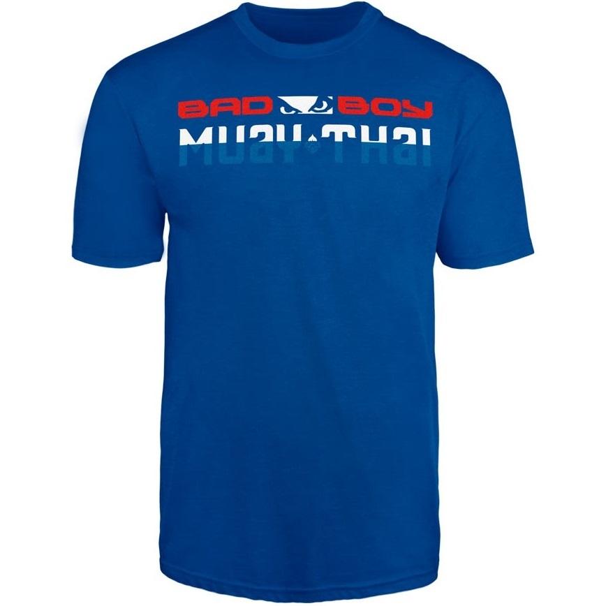 Футболки Футболка Bad Boy Muay Thai Discipline T-shirt Blue& Футболка_Bad_Boy_Muay_Thai_Discipline_T-shirt_Blue_.jpg