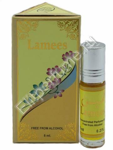 Lady Classic 6 мл Lamees масляные духи из Арабских Эмиратов