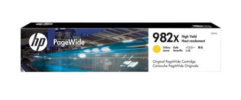 Картридж струйный HP T0B29A (№982X) желтый